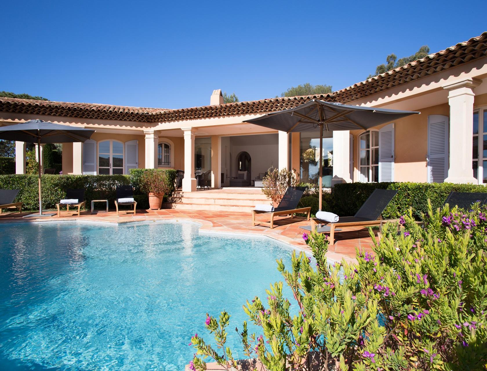 ETOILE villa Ramatuelle