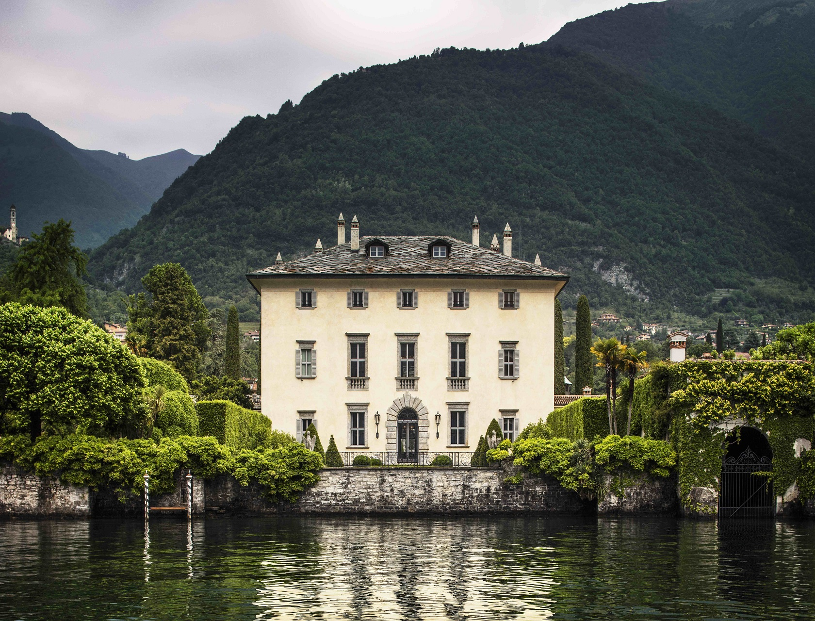 FORTUNA villa Lake Como