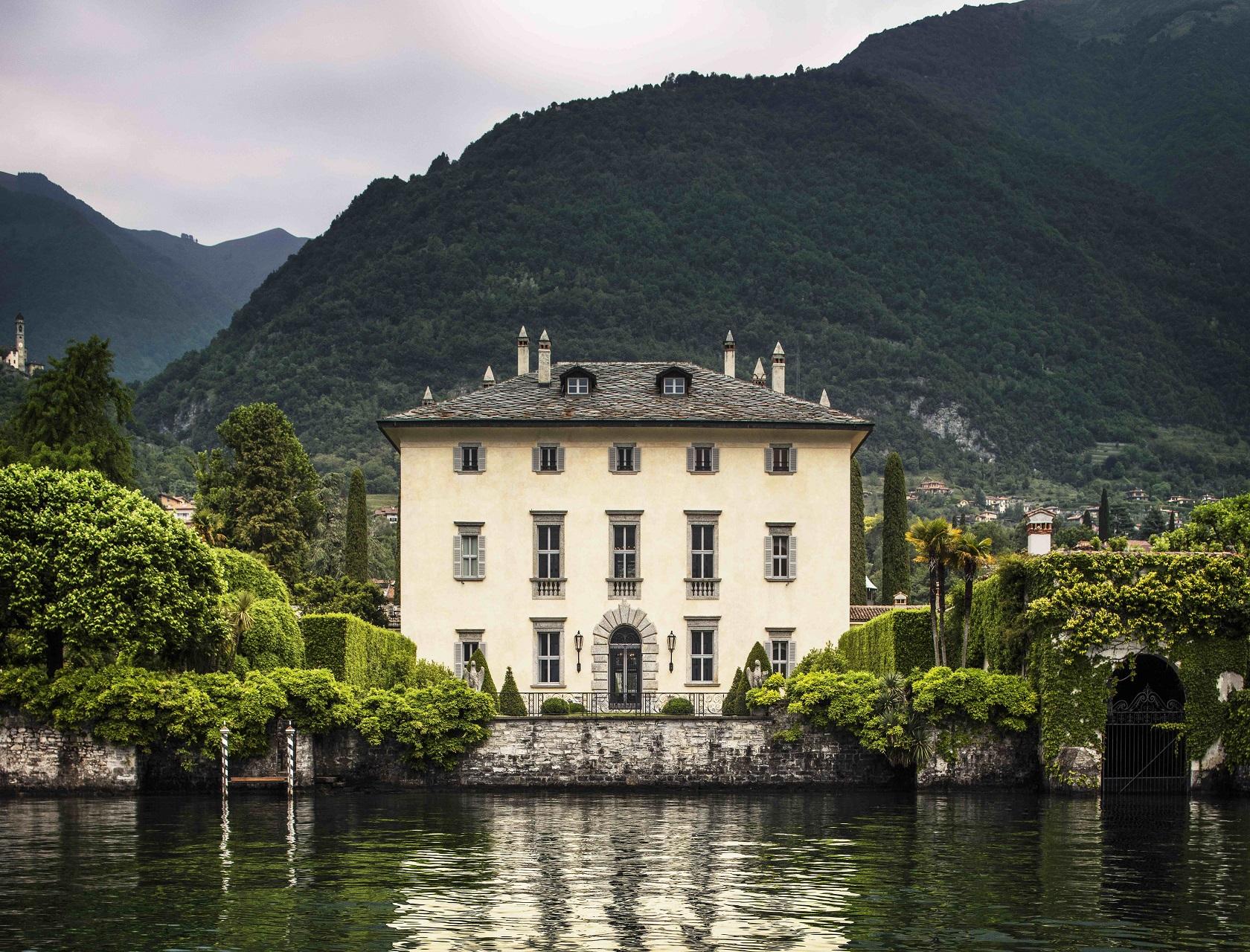 FORTUNA villa Lake Como