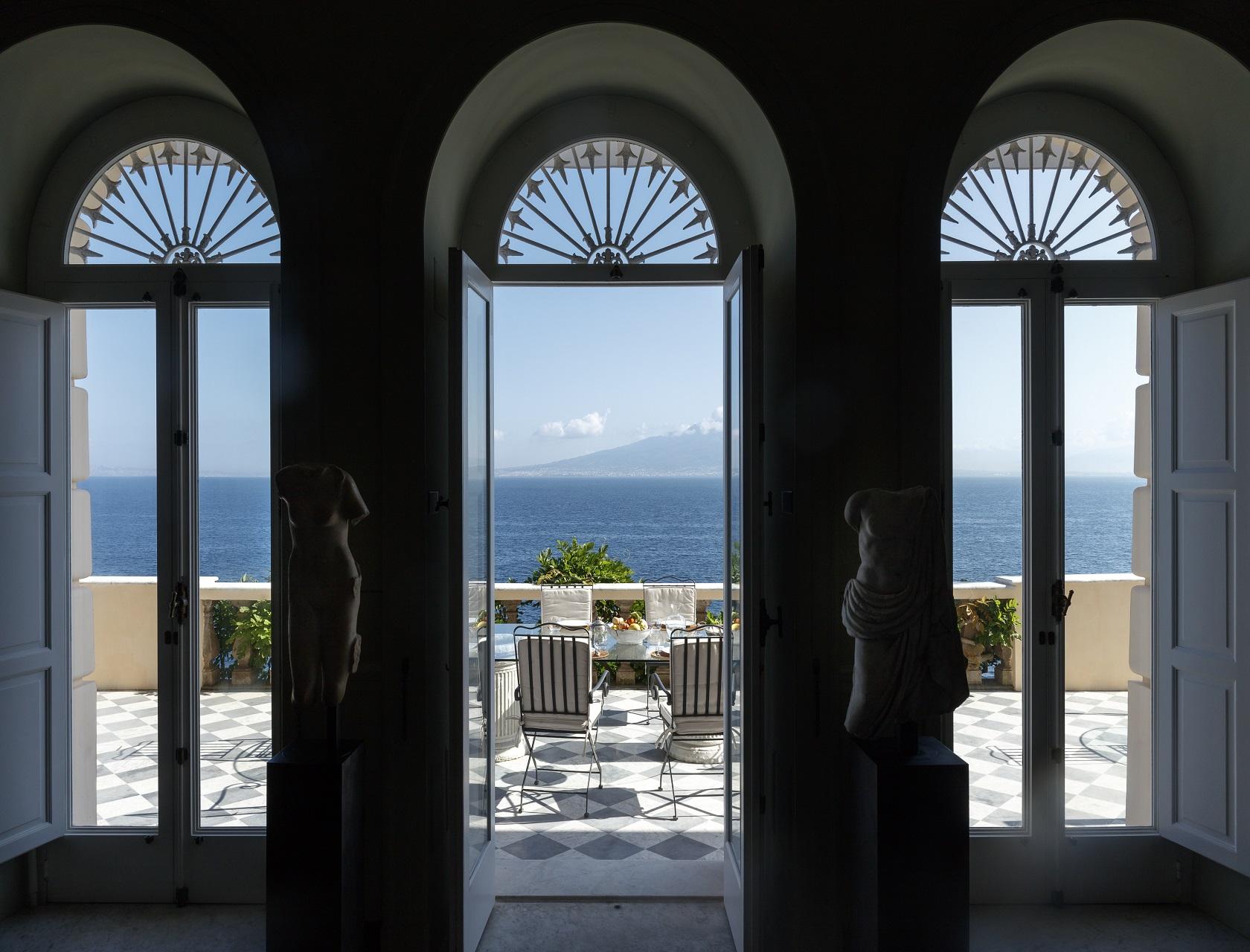 DIVINA villa Amalfi Coast