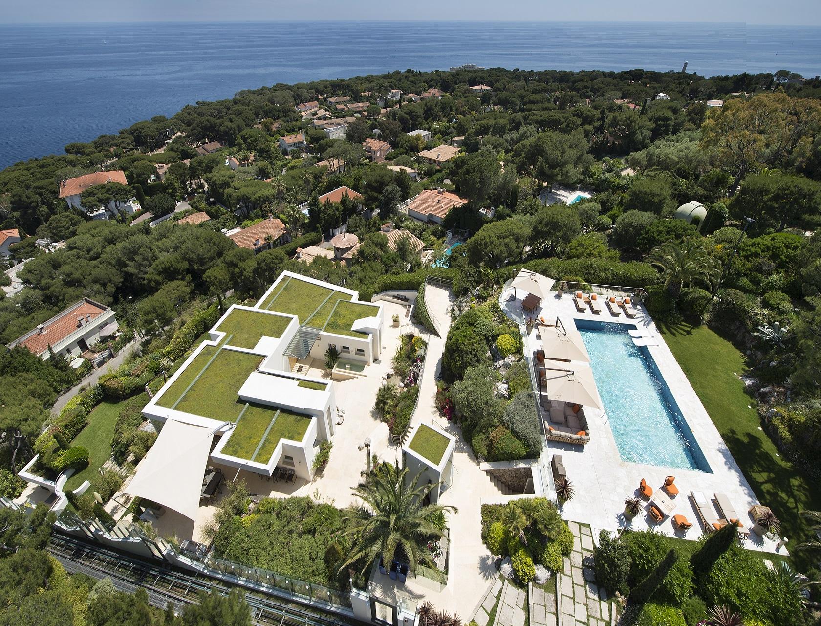 MER villa Cap Ferrat
