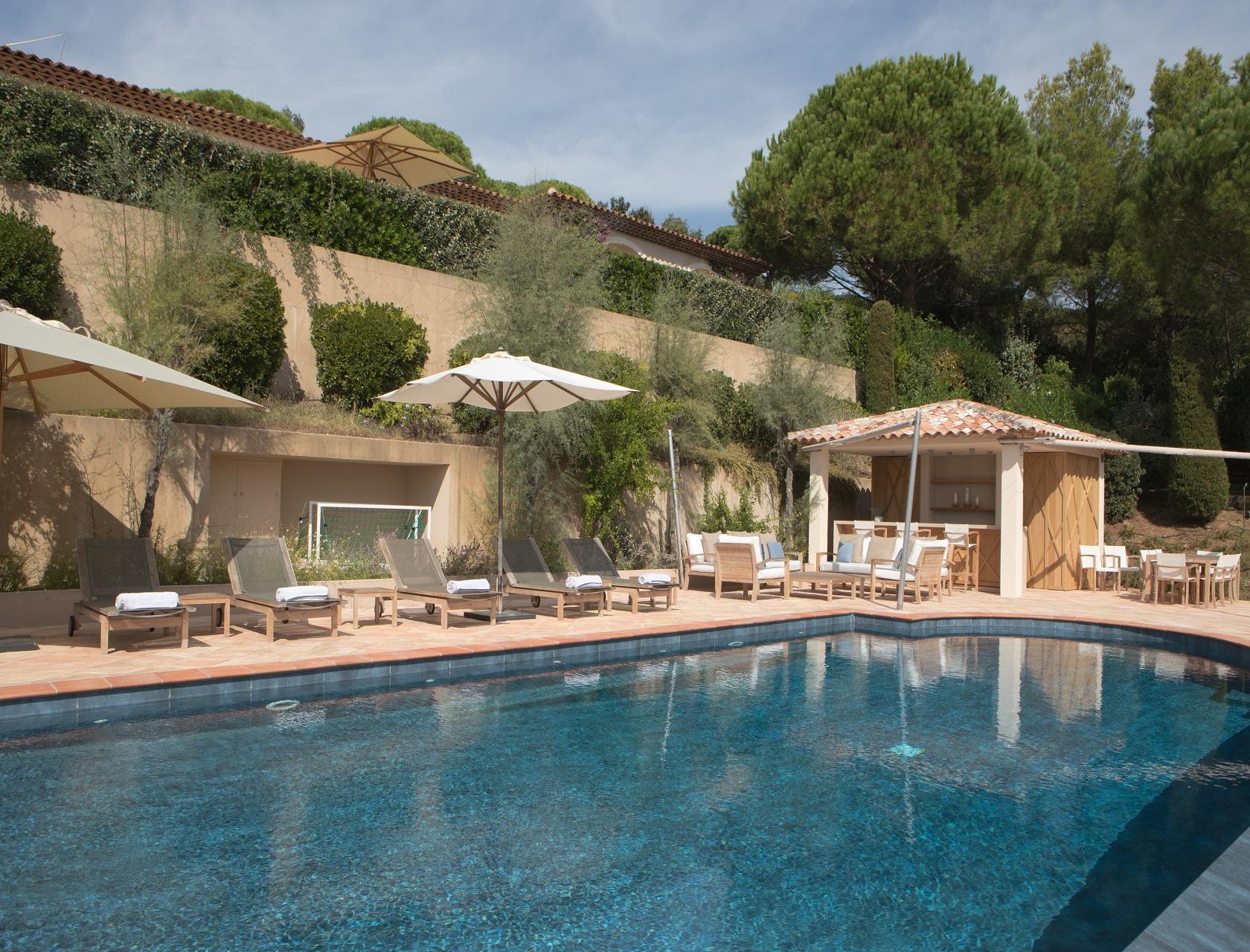 JASMINE villa Ramatuelle