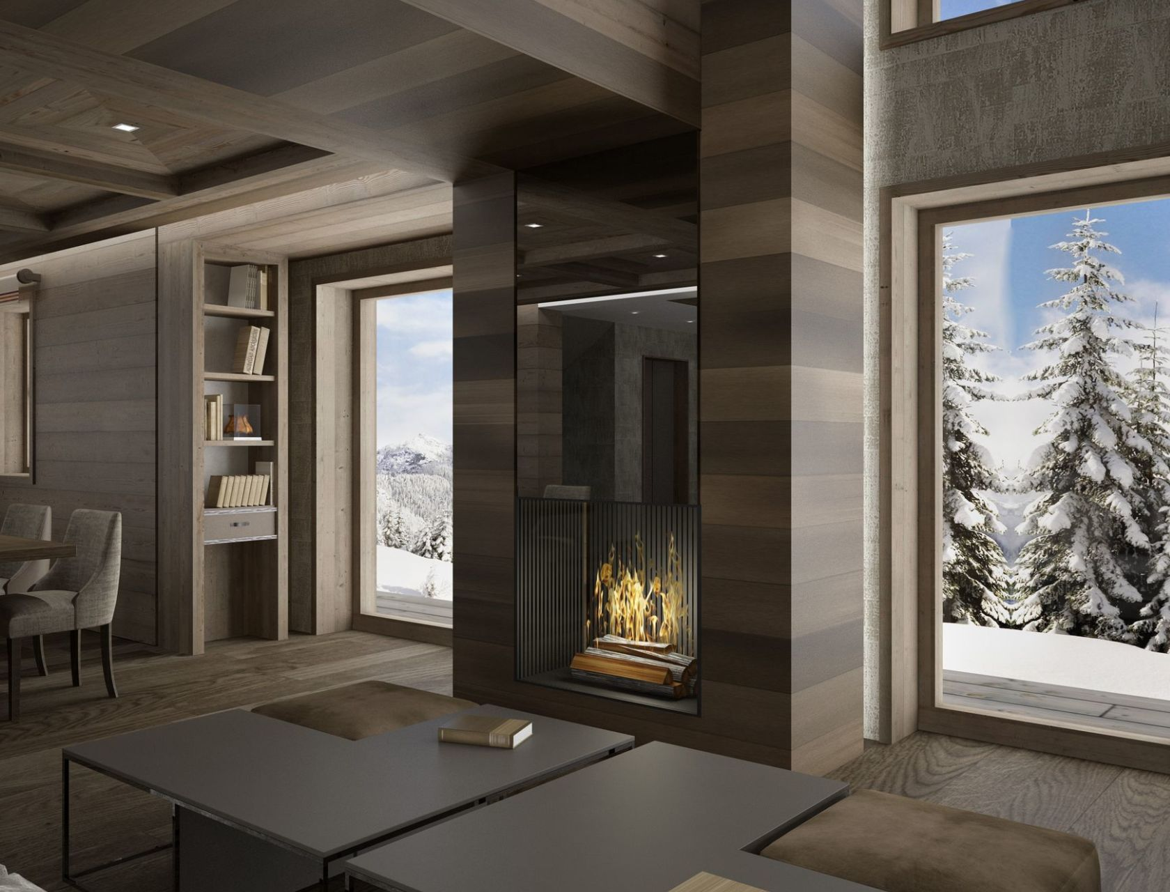 ELITE chalet Courchevel