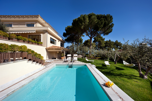 Luxury Villa Sorrento Amalfi