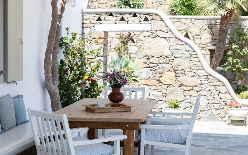 Coeur de Lion Villa Mykonos