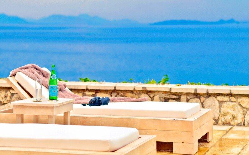 Damia Villa Corfu