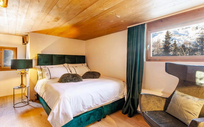 Gattopardo Chalet, Maloja, near St. Moritz, Switzerland